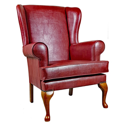 CU2062 – Wing Back Lounge Chair