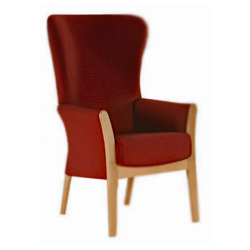 CU2170 – High Back Lounge Chair