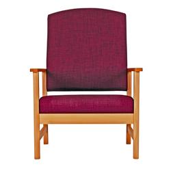 CU2234 – Bariatric Lounge Chair