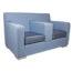 CU2368 – Heavy Duty 2 Seat Sofa