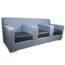 CU2370 – Heavy Duty 3 Seat Sofa