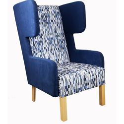 CU2384 – High Back Lounge Chair