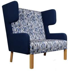CU2388 – High Back 2 Seat Sofa