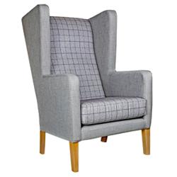 CU2392 – High Back Lounge Chair