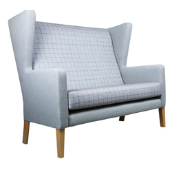 CU2394 – High Back 2 Seat Sofa