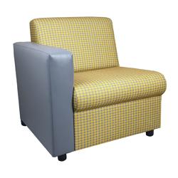 CU2442 – Modular Unit – Right side chair