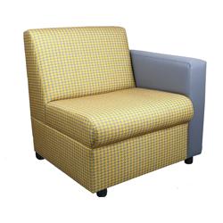 CU2440 – Modular Unit – Left side chair