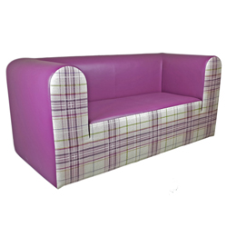 CU2476 – Heavy Duty 2 Seat Sofa