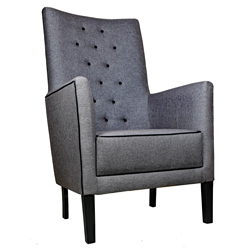 CU2504 – High Back Lounge Chair