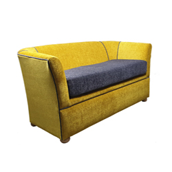 CU2518 – Heavy Duty 2 Seat Sofa