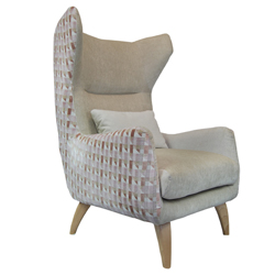 CU2544 – High Back Lounge Chair